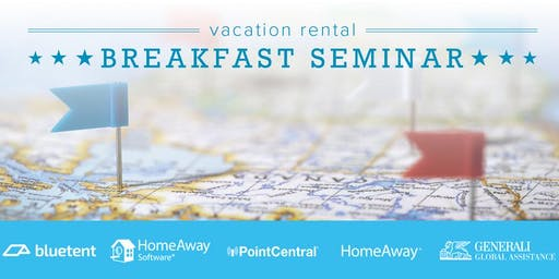 Vacation Rental Breakfast Seminar - OBX, October 2019