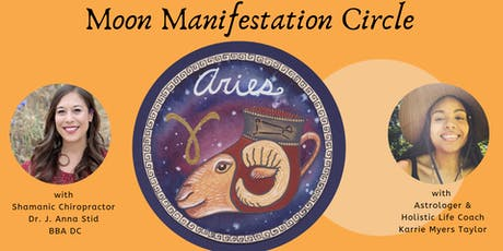 Monthly Moon Manifestation Circle with Karrie Myers Taylor and Dr. J. Anna Stid tickets