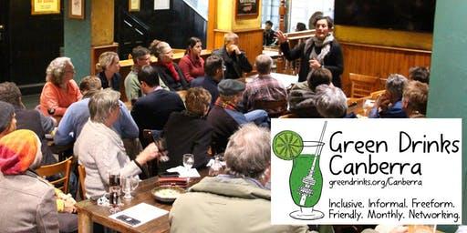 Green Drinks Canberra July 2019: David Alexander on zero emission vehicles