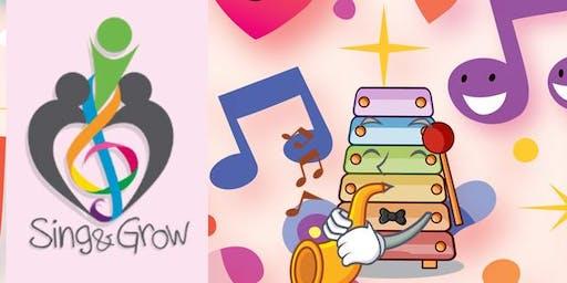 Sing & Grow- WARILLA