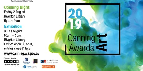 Canning Art Awards 2019 tickets