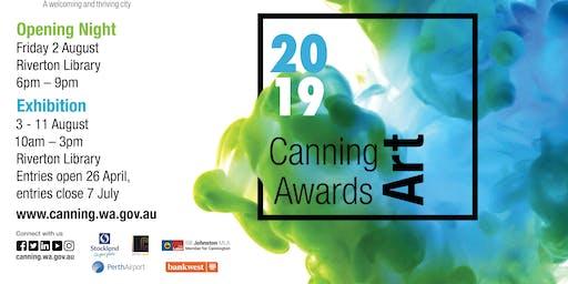 Canning Art Awards 2019