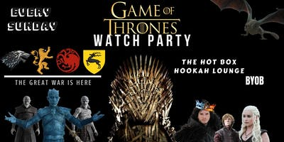 Game of Thrones Watch Party - Projector Screen & Surround Sound