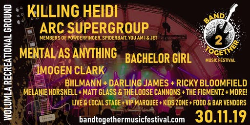 Band 2Gether Music Festival 2019