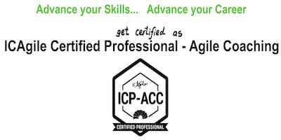 ICAgile Certified Professional - Agile Coaching (ICP ACC) Workshop - Atlanta GA