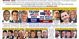 MiCPAC 2019! Michigan Conservative Political Action...