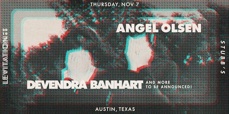ANGEL OLSEN • DEVENDRA BANHART • VAGABON tickets