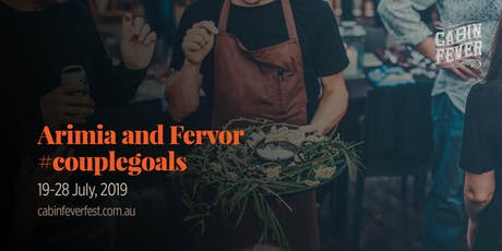 Arimia x Fervor Pop-Up Restaurant tickets
