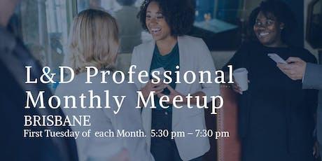 L&D Professionals Meetup (Brisbane) tickets