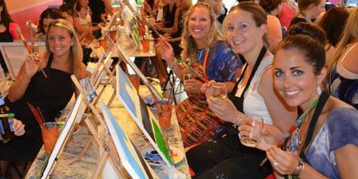 Paint & Sip  Art Event  BYO