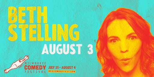Beth Stelling at MKE Comedy Fest