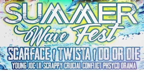 Summer Wave Fest 2019 tickets