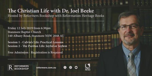 The Christian Life with Joel Beeke