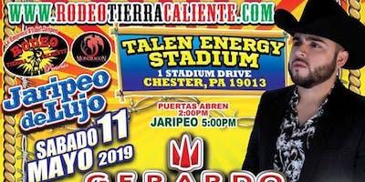 Super Jaripeo con Gerardo Ortiz y Los Armadillos - Chester