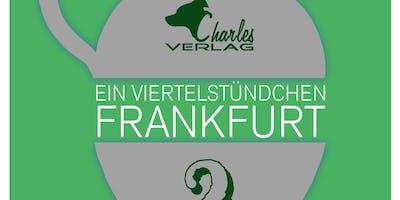 Ein Viertelstündchen Frankfurt - Lesung bei plan-j