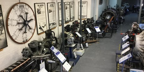 Heritage Open Day 2019 at Rolls-Royce Heritage Trust, Bristol Branch tickets