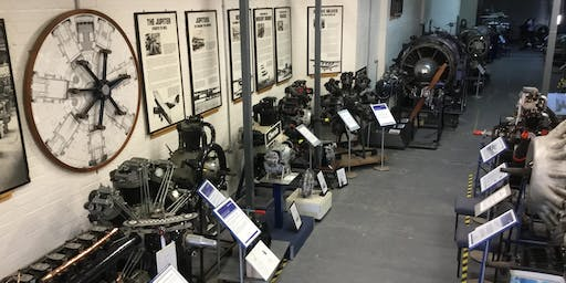 Heritage Open Day 2019 at Rolls-Royce Heritage Trust, Bristol Branch