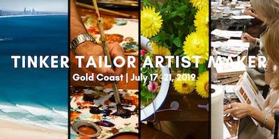 Tinker Tailor Artist Maker: Australian Mixed Media Event