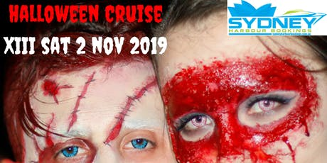 Halloween Cruise XIII (Sydney's bigest and best Halloween Cruise) tickets