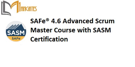 SAFe® Advanced Scrum Master with SASM Certification Training in Toronto on July 22nd -23rd, 2019 tickets