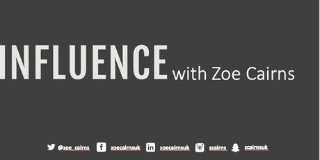 Influence Success (July) tickets