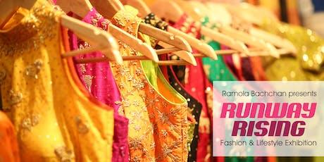 Runway Rising - Fashion & Lifestyle Exhibition by Ramola Bachchan tickets