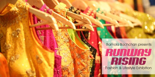 Runway Rising - Fashion & Lifestyle Exhibition by Ramola Bachchan
