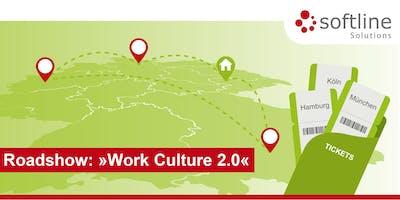 Work Culture 2.0 – Digital Workplace und Unternehmenskultur – München