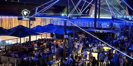 Tardeo con buffet, barra libre y piscina en impresionante terraza tickets