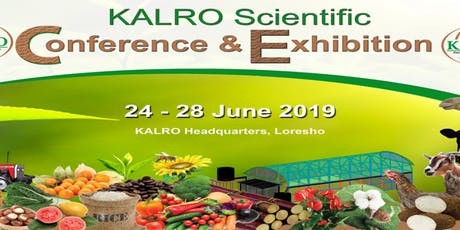 1st KALRO Scientific Conference and Exhibition tickets