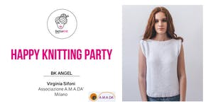 Knitting Party - Daisy Tee - MILANO