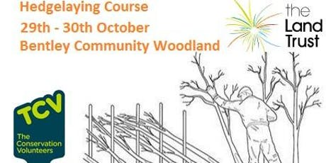 FREE Hedgelaying Course tickets
