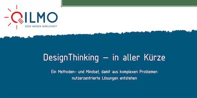 DesignThinking in aller Kürze