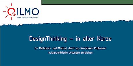 DesignThinking in aller Kürze Tickets
