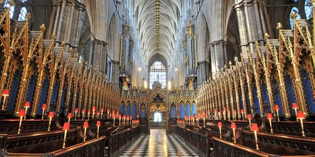 TOUR | Westminster Abbey, the Queen's Diamond Jubilee Galleries, and Evensong tickets