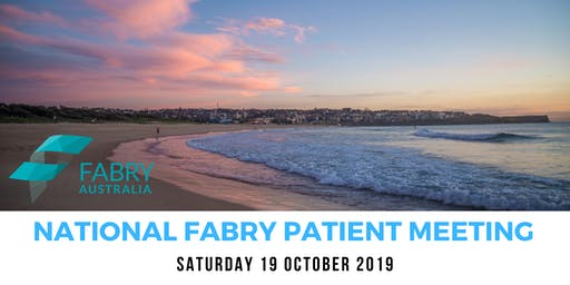 Fabry Australia National Fabry Patient Meeting