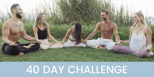 40 Day Challenge: Your Personal Revolution at HYA Cronulla
