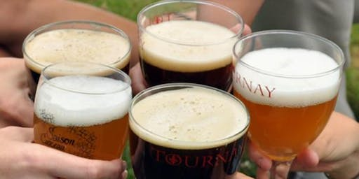 Belgium Breweries Tour and Capitale de la Biere beer festival