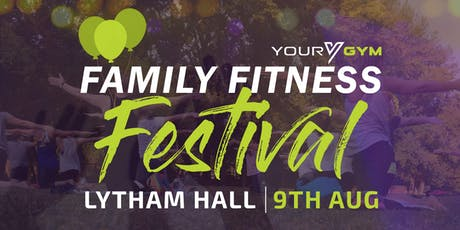 YourGym Family Fitness Festival tickets