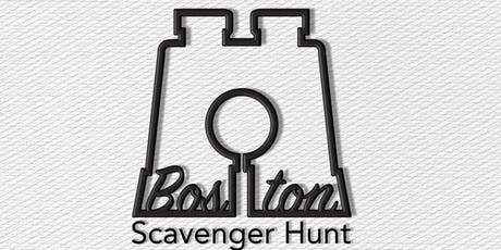 The Great Boston Scavenger Hunt tickets