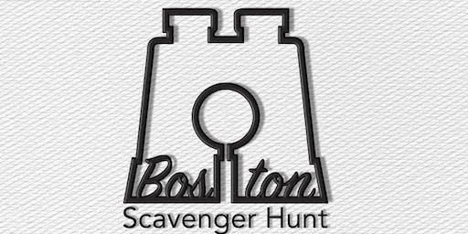 The Great Boston Scavenger Hunt