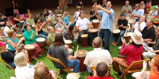 2019 Drum Circle Leadership Training w/ Jim Donovan [Greensburg, PA]