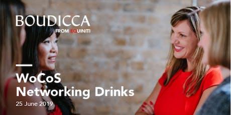 Women's Company Secretary Circle Networking Drinks  tickets