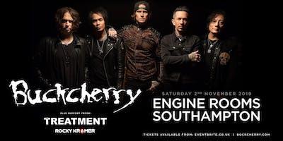 Buckcherry (Engine Rooms, Southampton)