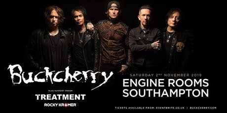 Buckcherry (Engine Rooms, Southampton) tickets