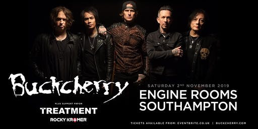 Buckcherry (Engine Rooms, Southampton)