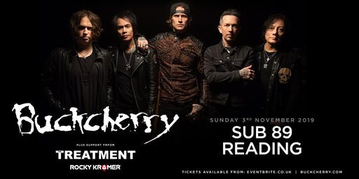 Buckcherry (Sub89, Reading)