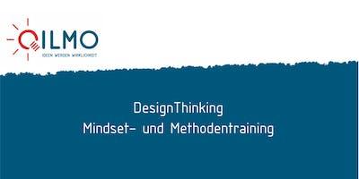 DesignThinking Mindset- und Methodentraining