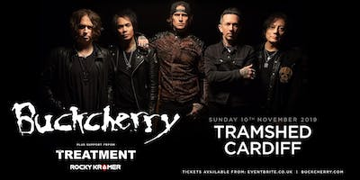 Buckcherry (Tramshed, Cardiff)