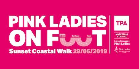 Pink Ladies Sunset Coastal Walk 2019 tickets